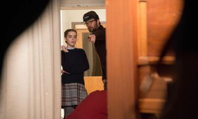 The Blackcoat's Daughter via A24