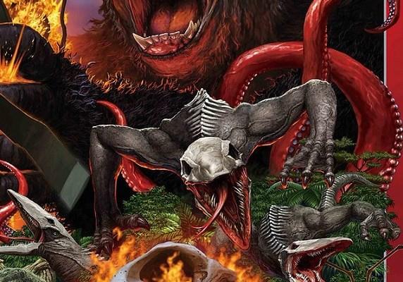 Japanese Imax Poster Kong Skull Island