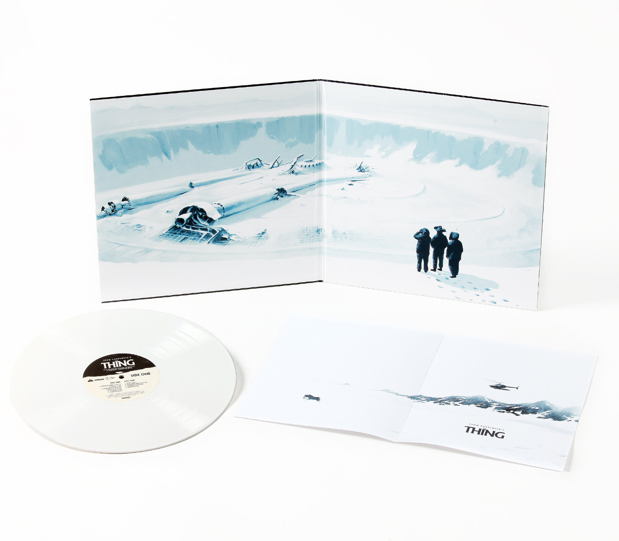You Can Now Pre Order Waxwork Records The Thing Vinyl