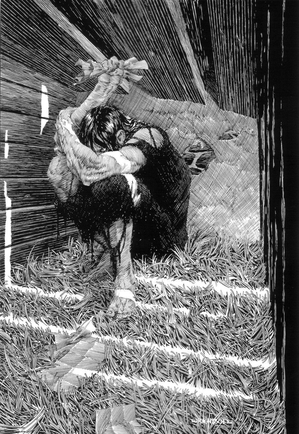 R.I.P. Legendary Horror Artist Bernie Wrightson Has Died