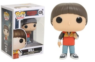 stranger things pop 11