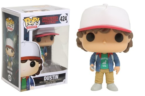 stranger things pop 8