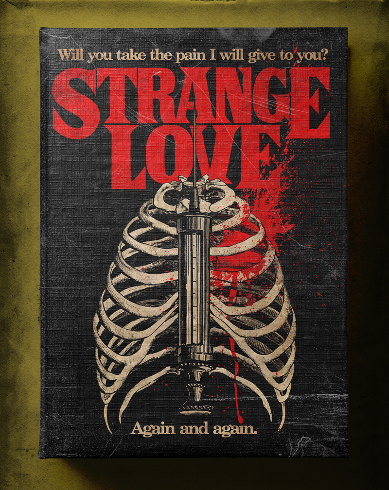 Stephen King Book Cover Art : Artist illustrates s and love songs as stephen