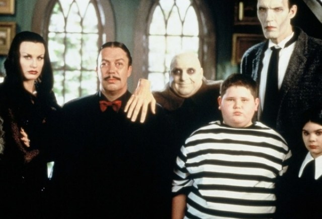 Remember When Tim Curry Played Gomez in 'Addams Family Reunion ...