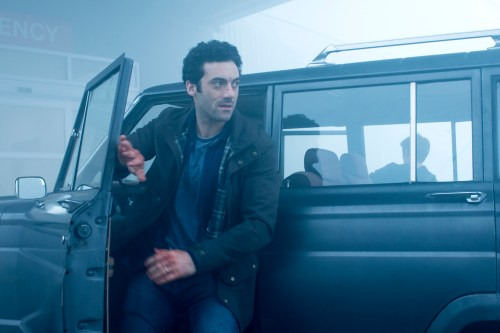 Morgan Spector stars as Kevin Copeland in Spike TV's THE MIST, based on a story by Stephen King. THE MIST premieres on Spike starting Thursday, June 22 at 10 PM, ET/PT.