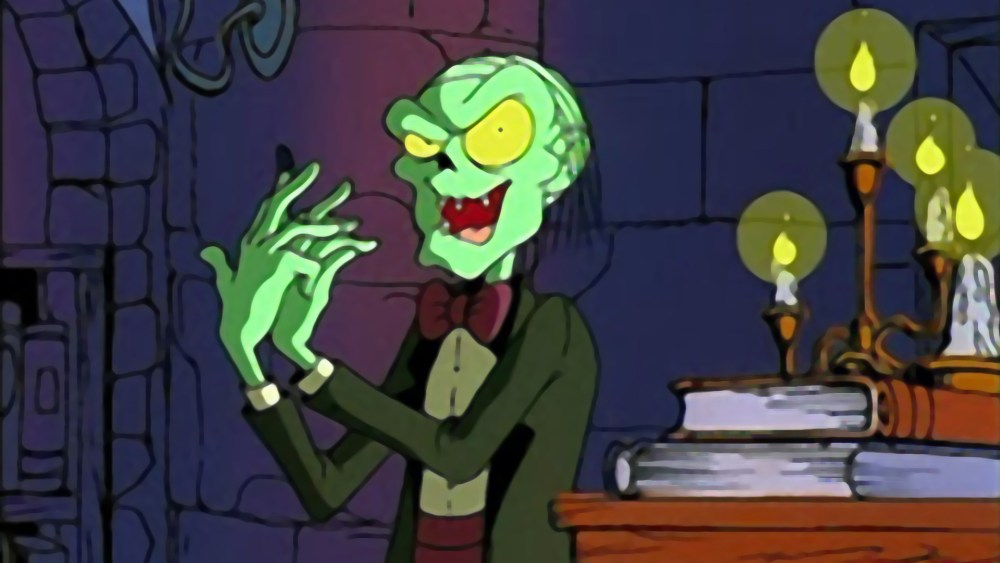 horror cartoon Tales from the Cryptkeeper