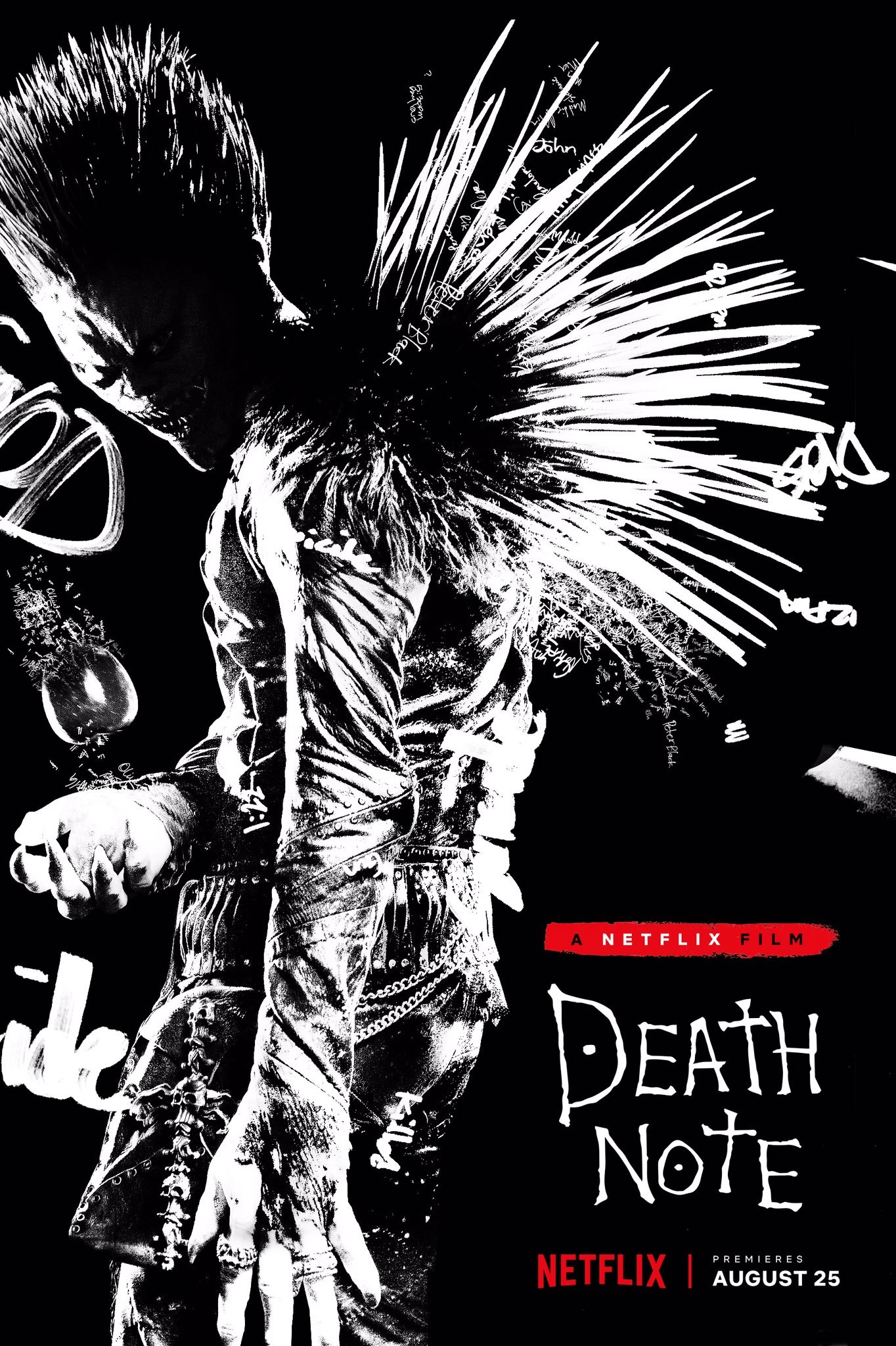 Image result for netflix death note