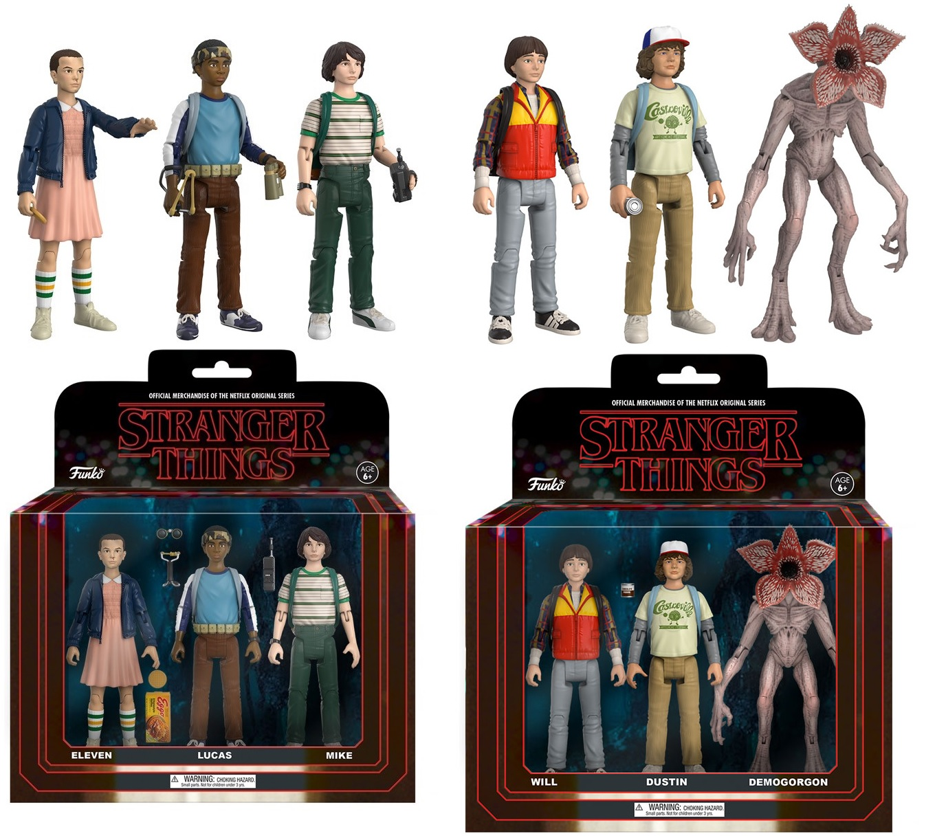 Stranger Things Toys : Quot stranger things action figures coming from funko