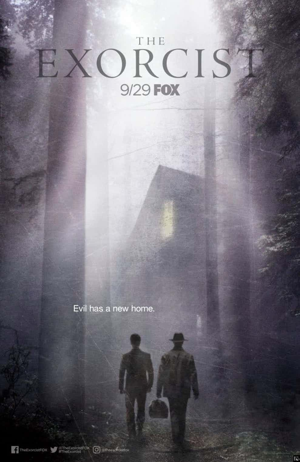 Image result for the exorcist: the next chapter poster