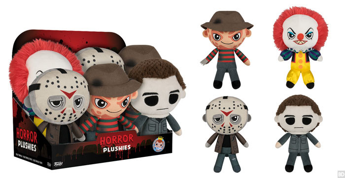 Funko Unveils New Horror Icon Quot Plushies Quot Bloody Disgusting