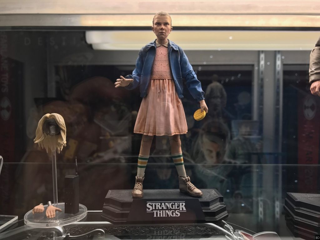 Stranger Things Toys : Mcfarlane s quot stranger things action figures are