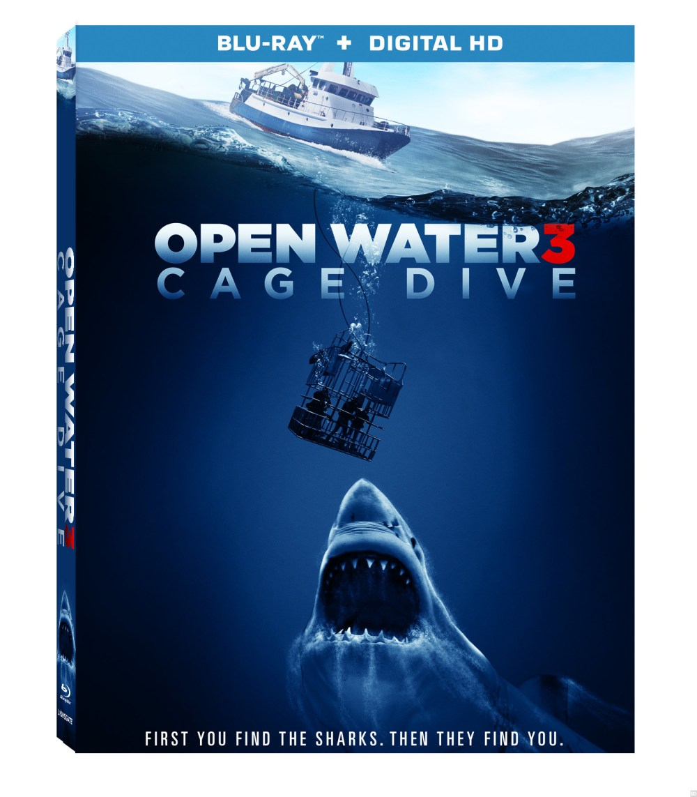 39 open water 3 cage dive 39 surfaces on home video bloody disgusting - Open water 3 cage dive ...