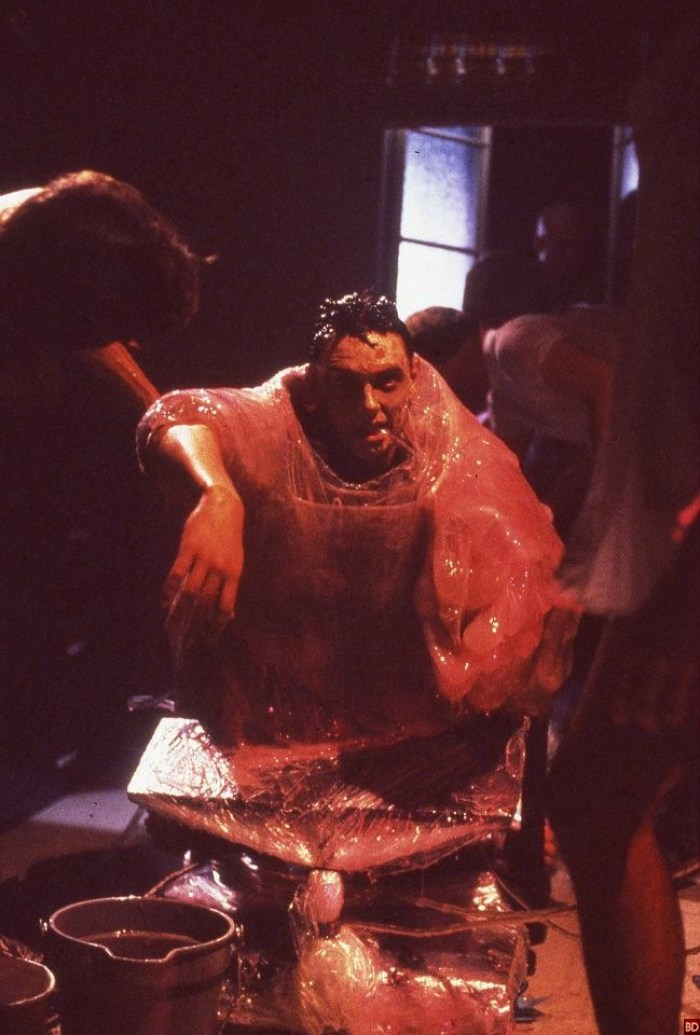 Makeup Fx Shop Shares Awesome The Blob 1988 Behind The