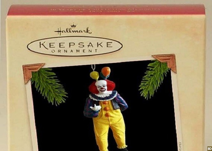 We Really Wish These Horror Movie Hallmark Ornaments Were Real