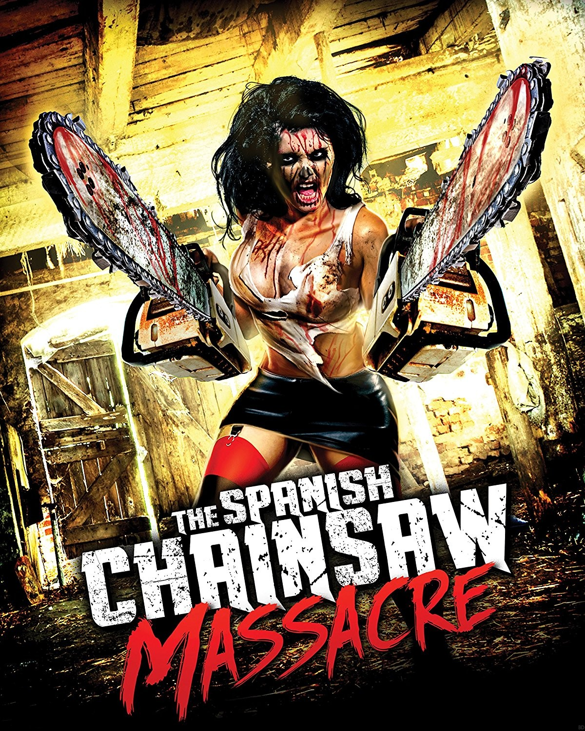 Related TopicsThe Spanish Chainsaw MassacreWild Eye Releasing