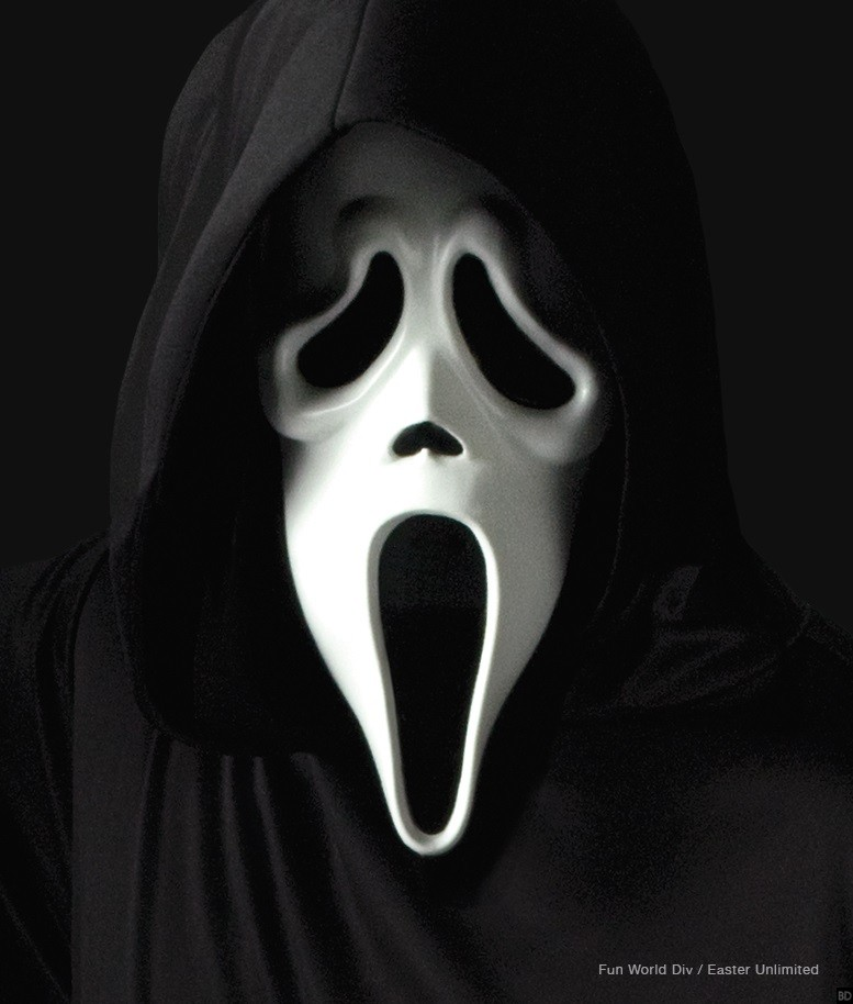 The Classic Ghostface Mask Returns in Season 3 of MTV's ...