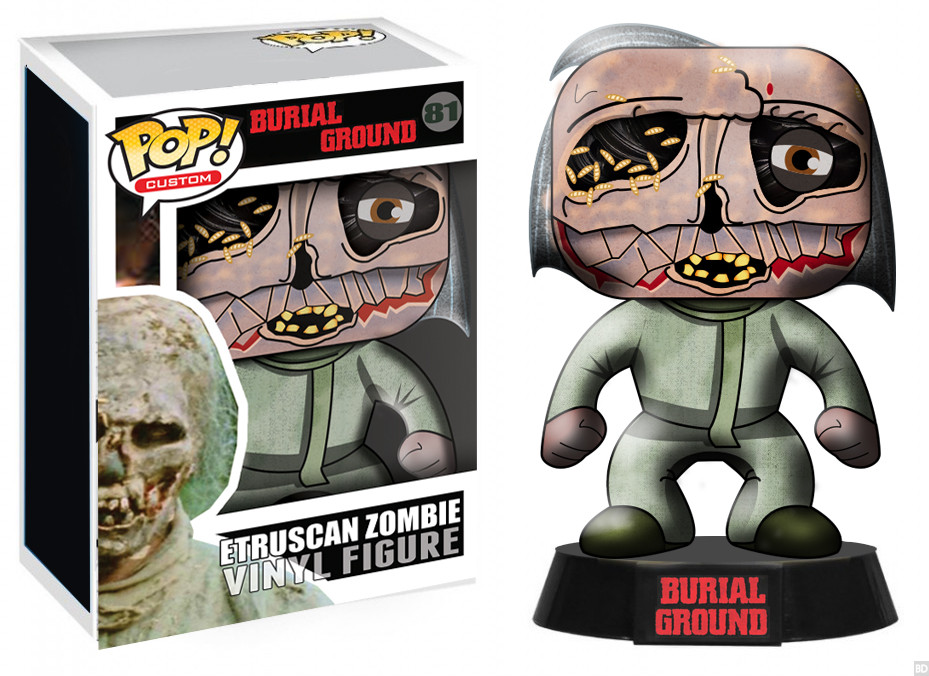 We Really Wish Funko Would Actually Make These Italian