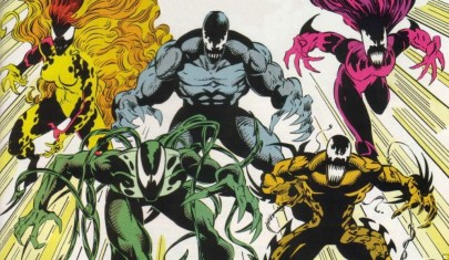 Image result for 5 symbiotes