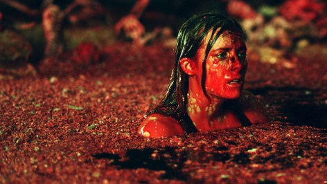 The Descent 2004 Poster