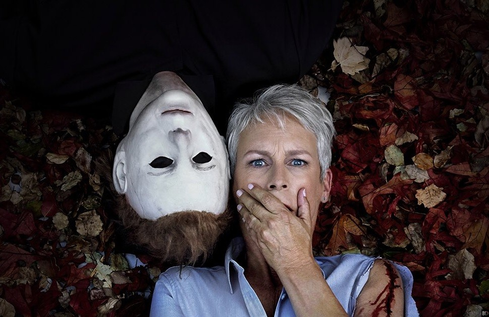 JAMIE LEE CURTIS HALLOWEEN MICHAEL MYERS 2018