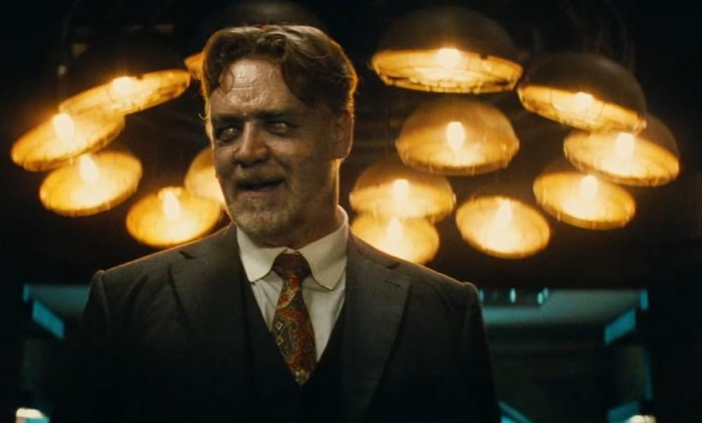 Russel Crowe Dr Jekyll
