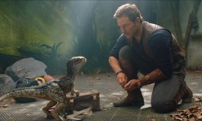 Jurassic World: Fallen Kingdom via Universal Pictures