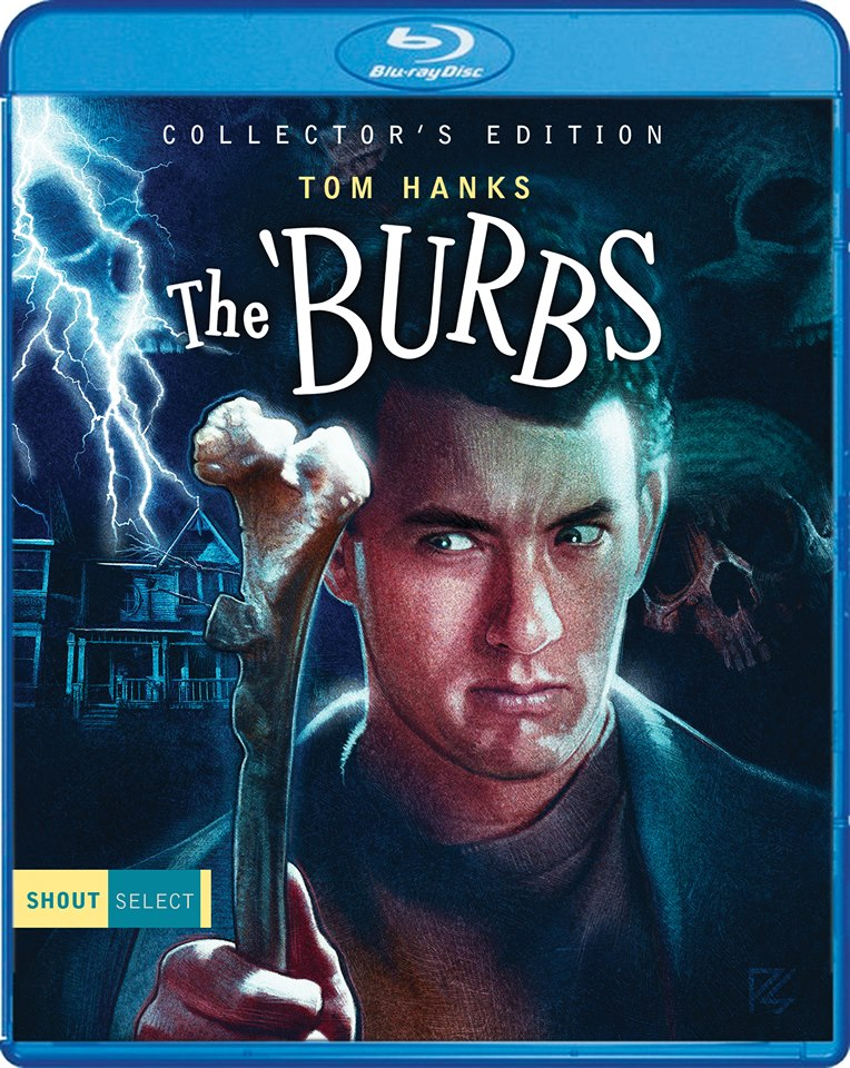 The Burbs Is Headed To Shout Factory Blu Ray With Tons