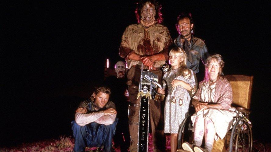 Znalezione obrazy dla zapytania texas chainsaw massacre 3