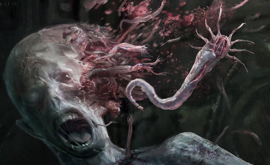 Alien Covenant Concept Art Surfaces From When The