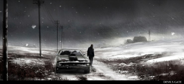 Devil's Gate' Director Shares Gorgeous Development Art [Exclusive ...