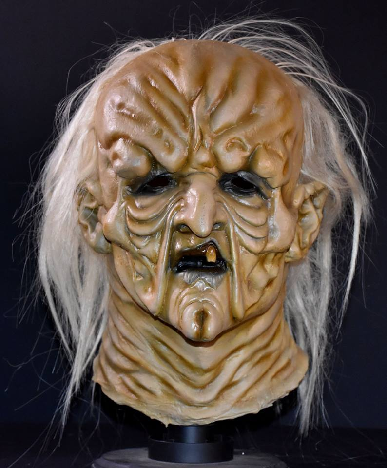 Preview New 'Goosebumps' Halloween Masks from Trick or Treat