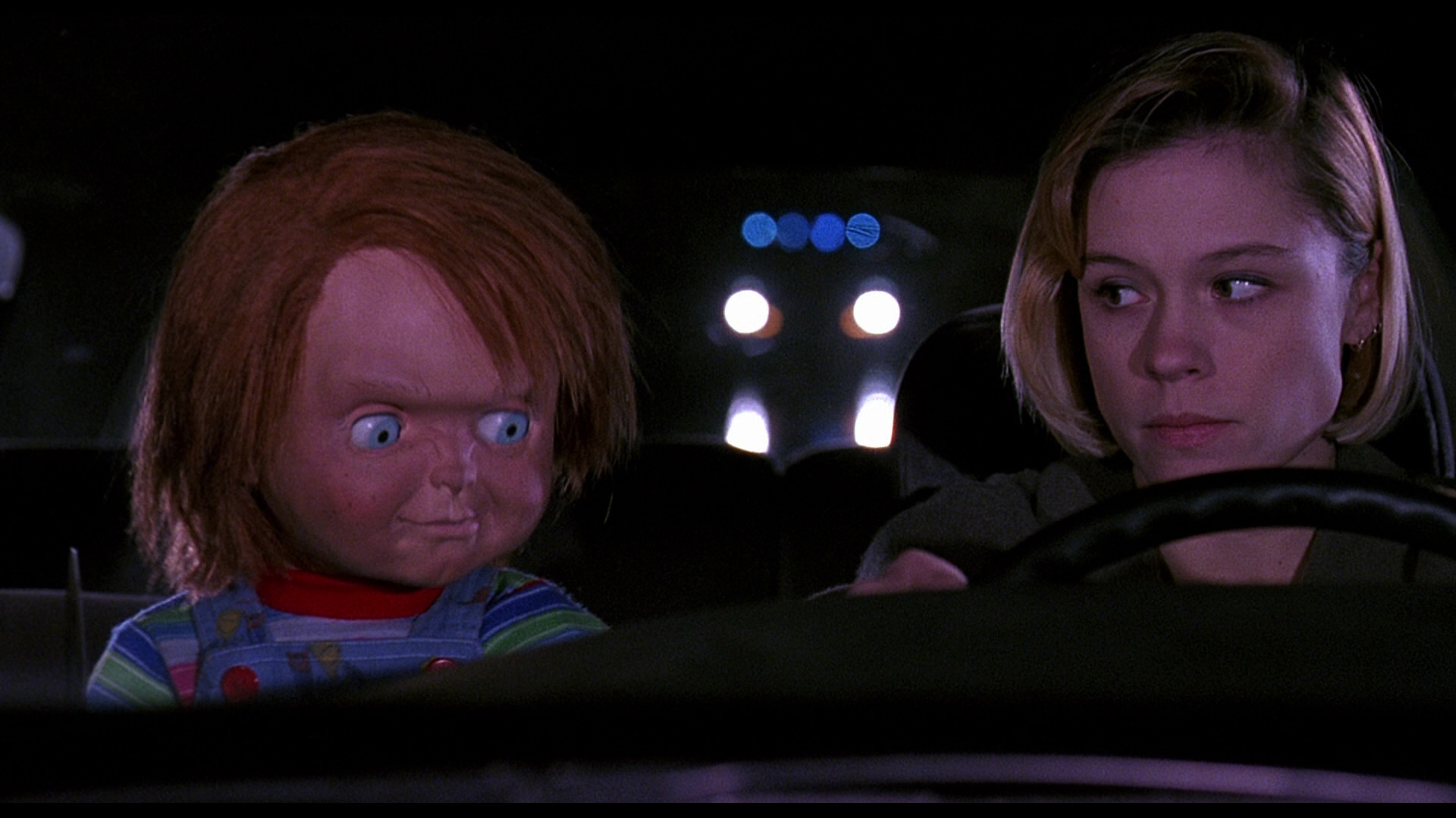 California Driver Busted Using Chucky Doll as Carpool Passenger - Bloody Disgusting