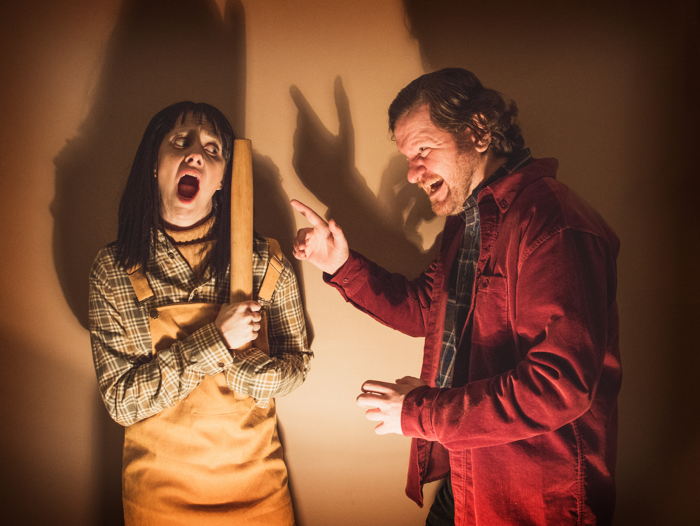 The Shining\' Themed Popup Bar \