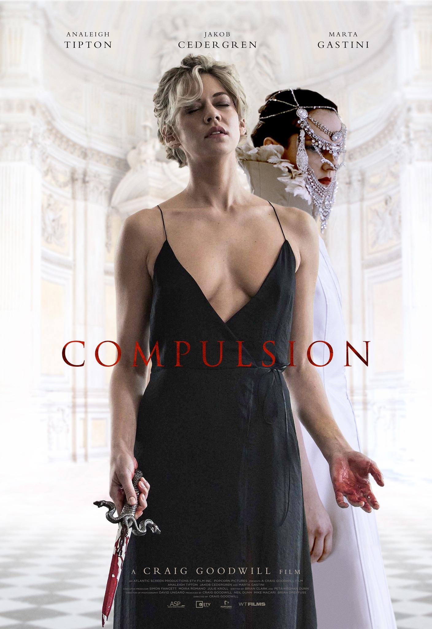 Analeigh Tipton Sex compulsion (italian psycho sexual cult film) - blu-ray forum