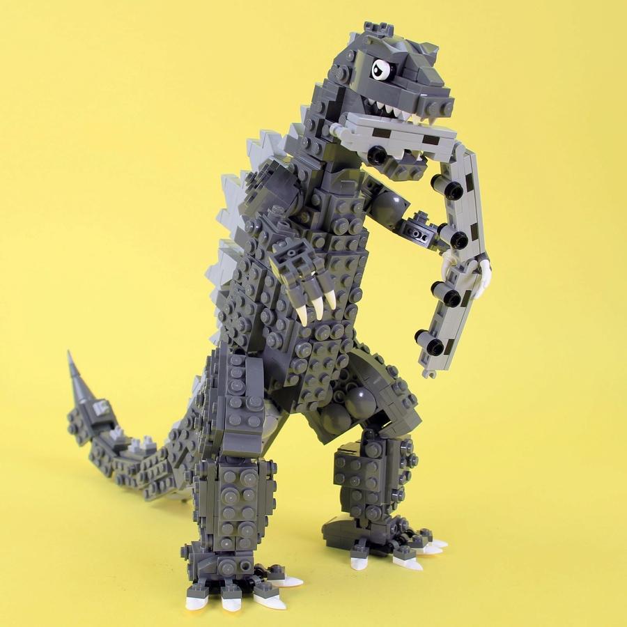 Help Make This Massive 'Godzilla' LEGO Set a Reality ...