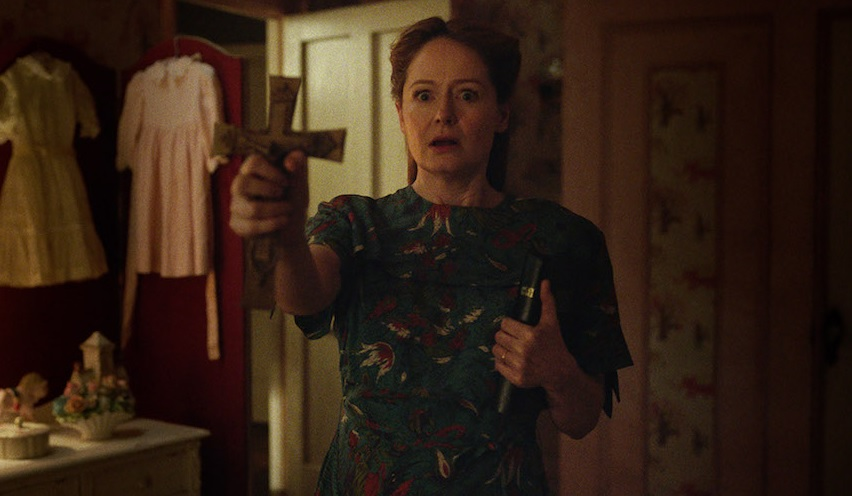 Miranda Otto Cast As Aunt Zelda In Netflix S Dark Quot Sabrina