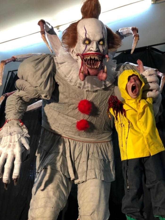 Kids Scream Halloween Costume