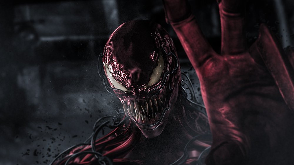 Bosslogic Imagines What Carnage Will Look Like In 'venom
