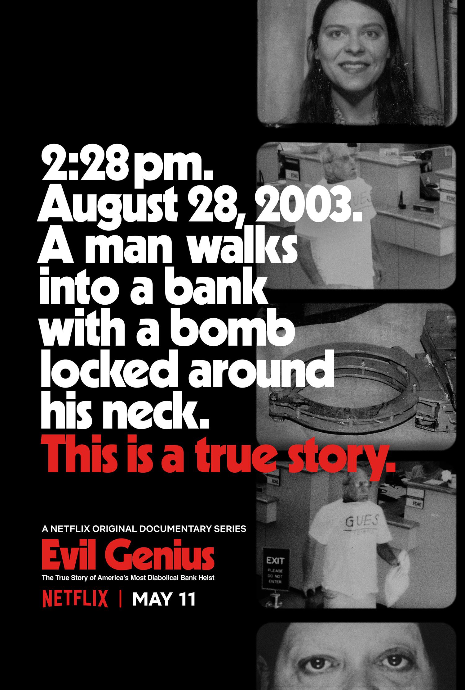 Evil Genius Netflix