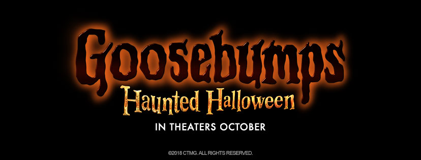Sony Reveals Official Logo For Goosebumps Haunted