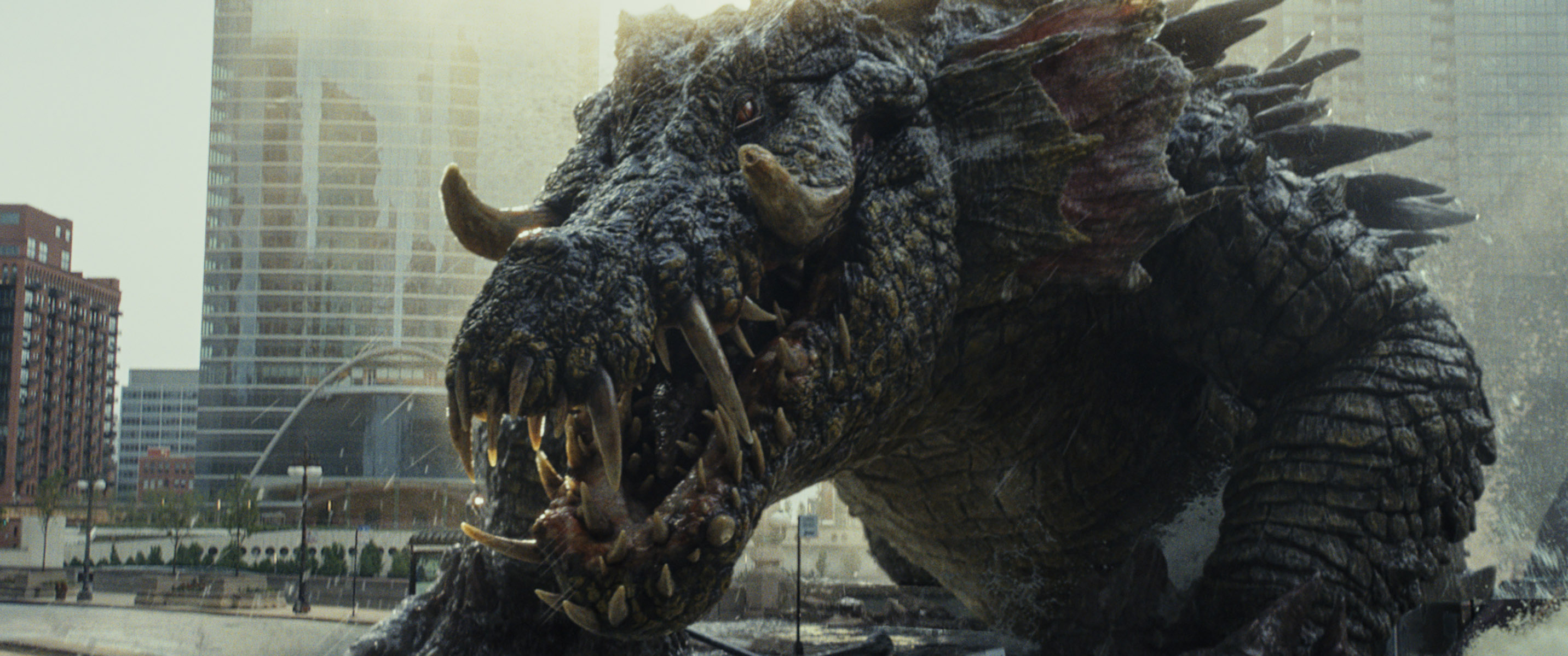Why The Rampage Monsters Look Nothing Like King Kong Or Godzilla