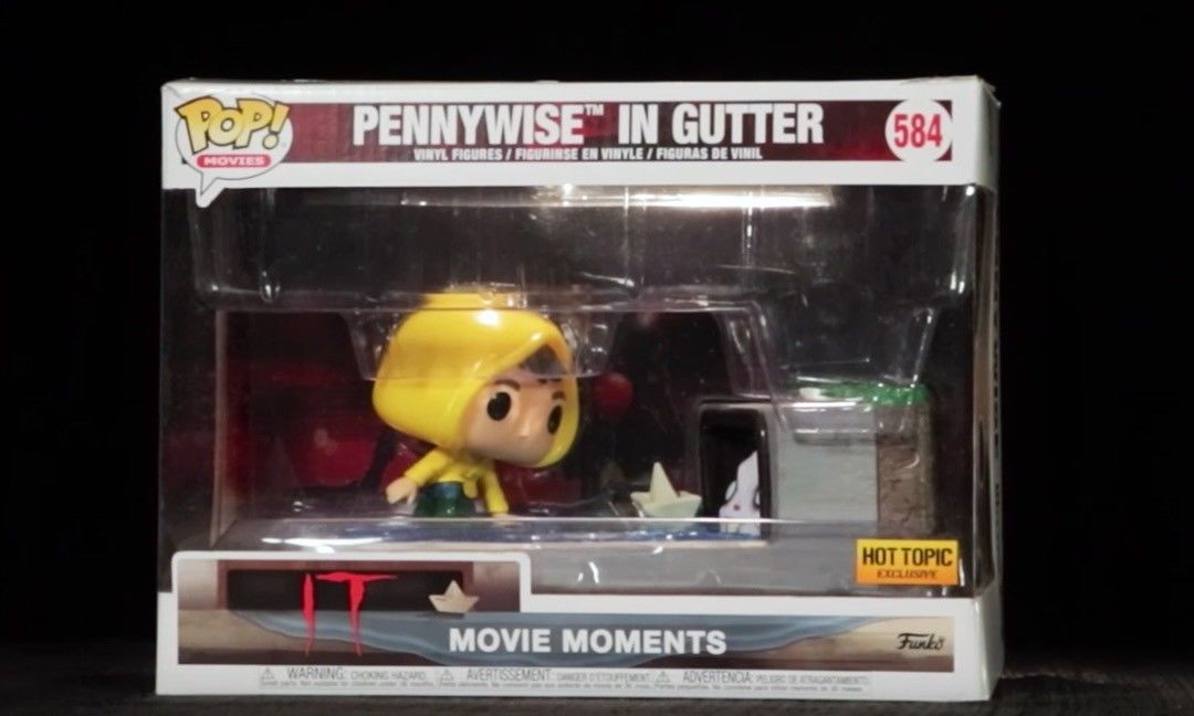 Check Out Funko S Upcoming Quot Pennywise In Gutter Quot Pop