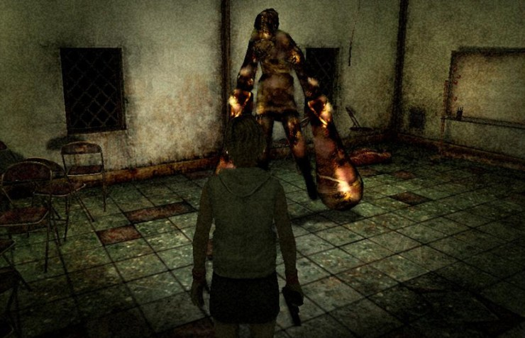 Editorial They Looked Like Monsters To You Silent Hill 3