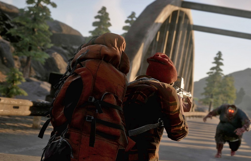 New State Of Decay 2 Gameplay Trailer Hits Beta Sign