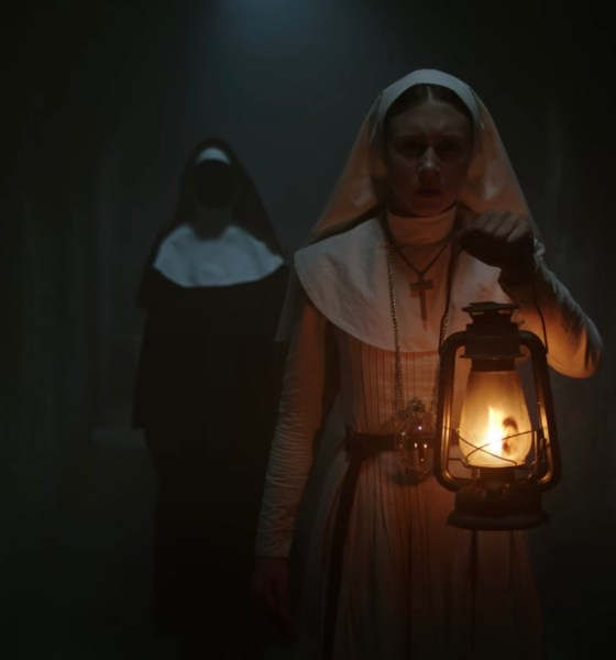 Image Result For The Nun Trailer Promises The Darkest Conjuring Movie
