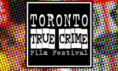 Toronto True Crime Film Festival Logo
