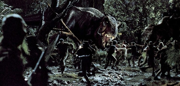 Retrospective Why The Lost World Jurassic Park Is A Better Sequel Than It Gets Credit For Bloody Disgusting