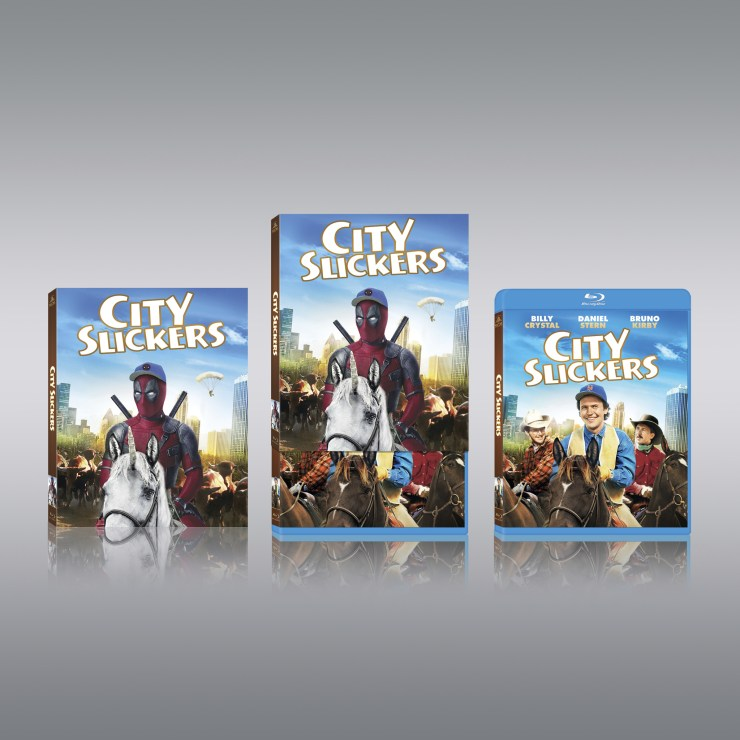 deadpool photobombs more fox blu ray titles for walmart including