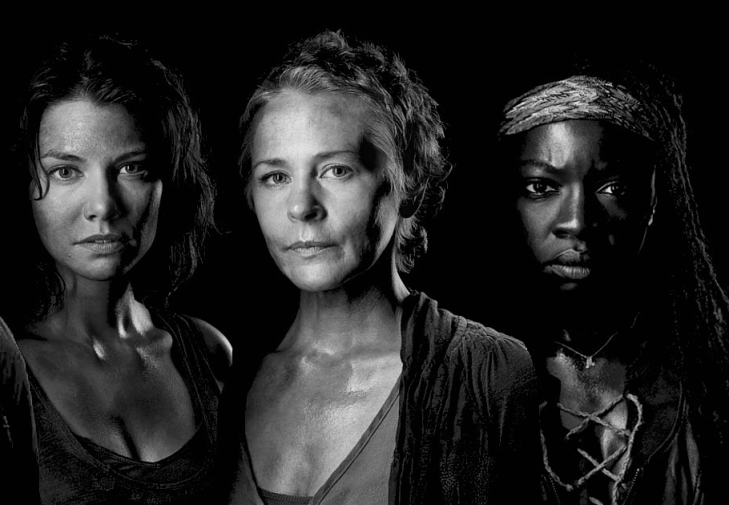 Image result for the walking dead women