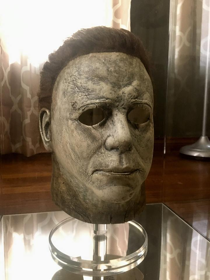 Halloween 2018 Michael Myers Mask.Better Images Of The Final Version Of Trick Or Treat Studios